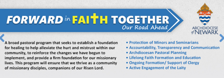 Image result for forward in faith, RCAN